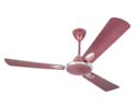 Striker Platinum Lavender Chrome Ceiling Fans