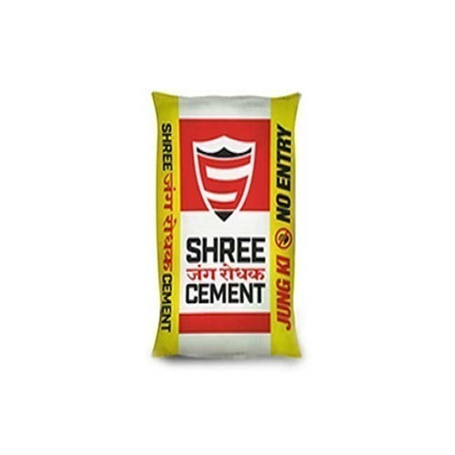 Shree Ultra Jung Rodhak Cement, Packaging Type: Sack Bag