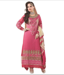 Pink Color Ladies Suit