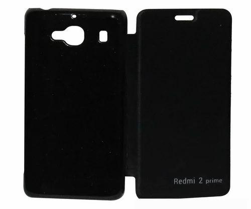 best loved 7bbaa 8692f Flip Cover For Xiaomi Redmi 2 Prime (black)
