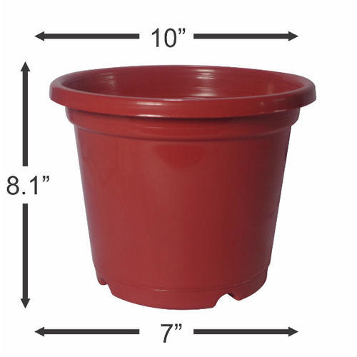 10 Inch Nursery Pot