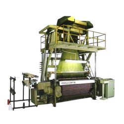 High Speed Rapier Loom with Electronic Jacquard
