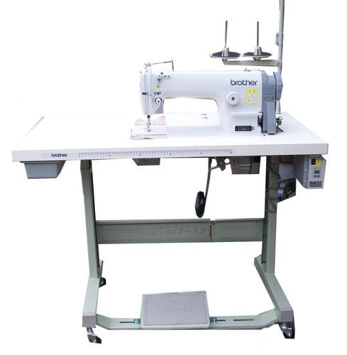 brother single needle flatbed Lockstitch industrial sewing ...