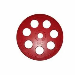7 Hole Weight Lifting Plate
