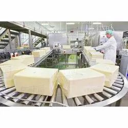 Mild Steel Cheese Processing Plant, For Dairy Industry