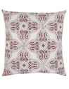 100% Cotton Hand Block Print Decorative Sofa Bed Cushion Cover 18X18