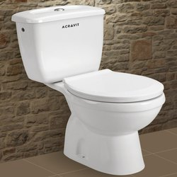Spanish WCS Toilet With Cistern