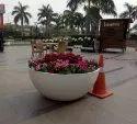 Lotus Pond Bowl planter