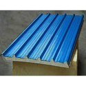 PUF Corrugated Roofing Panel