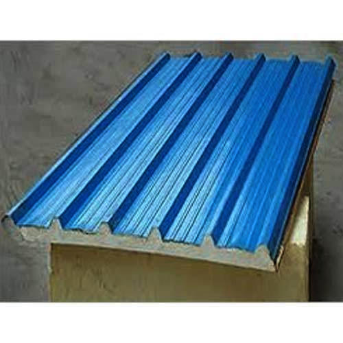 Puf Roofing Sheet Thickness 30 150 Mm Rs 110 Square