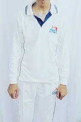 White Cricket Dress