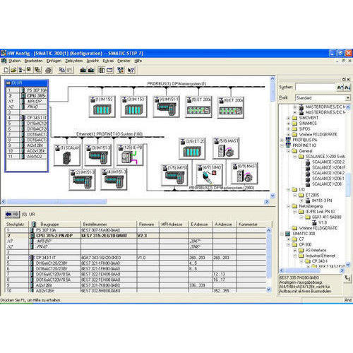 SIEMENS PROGRAMMING SOFTWARE - Simatic Manager Manufacturer from Jaipur
