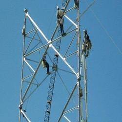 HT, LT Transmission Tower Erection Services