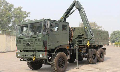 6X6 - Tata Defence Combat Support Platforms Vehicles Retailer from Jammu