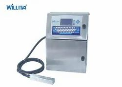 Willita Industrial Inkjet Code Printer