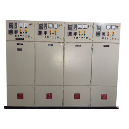 Mild Steel HT Synchronising Panel, Ip Rating: Ip 40, Automatic Grade: Automatic