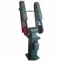 ABBRASIVE BELT GRINDER MACHINE