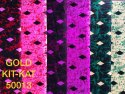 Multi Color Cotton Nighty Fabric