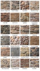 Interior Design With All Stones Bricks Laterites