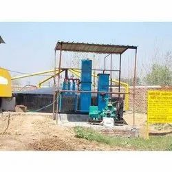 Bio Gas Purification Upgradation System H2S CO2 Removal
