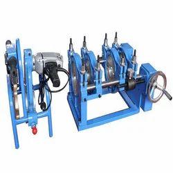 250 MM HDPE Semi Automatic Butt Fusion Welding Machine