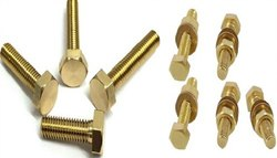Golden Brass Bolts, Packaging Type: Packet