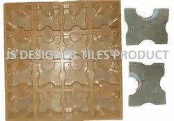 Cover Block Mould 40 & 50,60.Mm