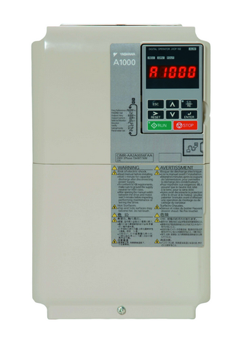 High Performance Vector Control Drive A1000 - Yaskawa India