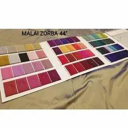 Malai Zorba Fabric