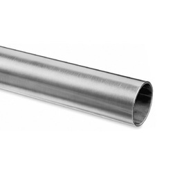 Stainless Steel Round Tube, Size: 1/2 Inch And 3/4 Inch