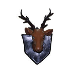 Antique Deer Face Wall Mount- Astonishing Look