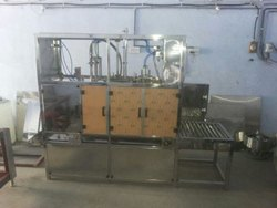 Semi Jar Automatic Rinsing Filling Capping Machine