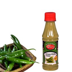 Green Chilli Sauce - 200 gms