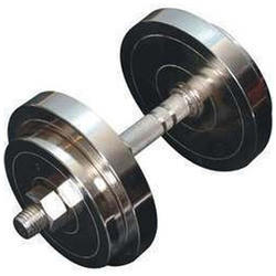 Steel Plate Dumbbell