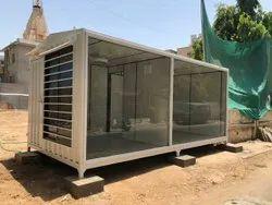Prefabricated MS Porta Cabin