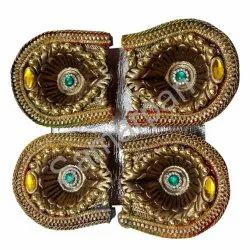 Golden Stone Diya 7092004891114