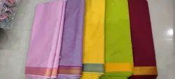 South Cotton Fabric Saree