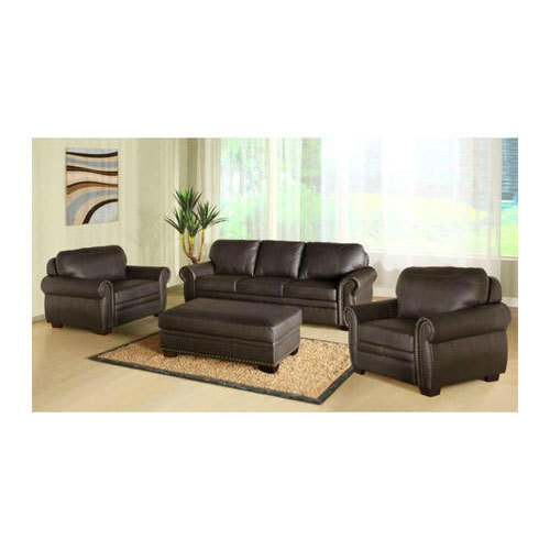 Rexine sofa set at rs 25000 set rexine sofa - Corner tables for living room online india ...