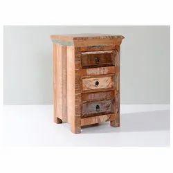 Vintage Design Wooden Cabinet