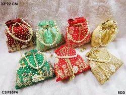 Beautiful & Elegant Potli Bags
