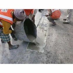 Commercial Concrete Flooring Service