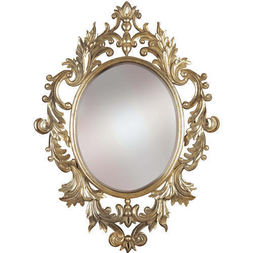 Oval Decorative Antique Mirror Size, What Is Antique Mirror