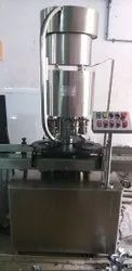 Single Head Automatic Screw Capping Machine