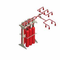 Infiniti CO2 Fire Extinguishing System