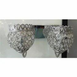 Glass Crystal Hanging Chandelier