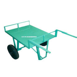 Two Wheel Brick Shifting Trolley