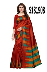 Art Silk Fancy Sarees