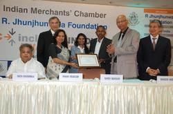 Indian Merchant Chamber (IMC) Inclusive Innovation Awards-2012