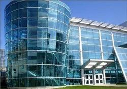Elevation Structural Glazing Work, Dimension/Size: 1500 - 2000 sq.ft., Client Side