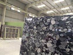 RMS Black Mariance Marble, Thickness: 5-15 mm